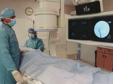 Cuarto de angiografía