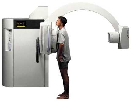 Radiography equipment