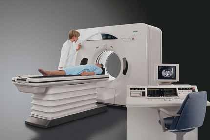 Equipo de tomografía axial computariazada (TAC)