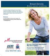 Patient Breast Density Brochure